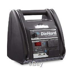 DieHard 2871688 Platinum Portable Power 1150 Peak Amp 12 volt Jump Starter & Pow