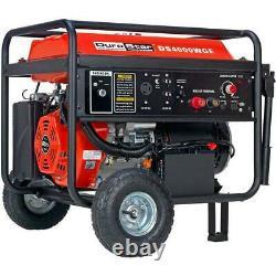 DuroStar DS4000WGE 4,000-Watt 210-Amp 120-Volt Portable Welding Generator