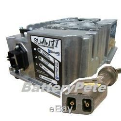 EZGO Golf Cart Battery Charger 36 Volt 18 Amp Lester Electric D36 602718