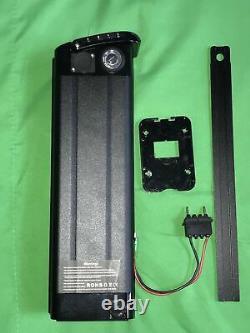 E-Bike 48Volt 13Amp Samsung Lithium Ion Battery-Short