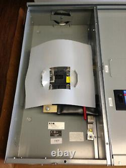 Eaton / Cutler Hammer HPC40SHL Outdoor Meter Breaker 400 Amps / 120/240 Volts