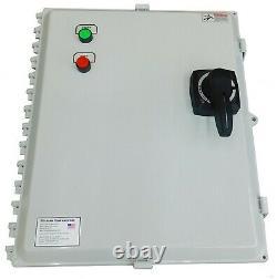 Elimia Combination Motor Starter 54-75 Amp 50 HP 480 Volt Nema Size 3 UL508A