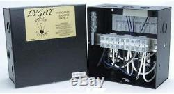 Esco 50 Amp 120 240 Volt Transfer Switch Lpt50brd New