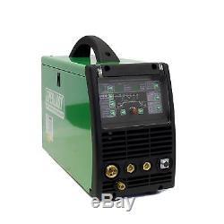 Everlast PowerMTS 211Si MIG DC TIG STICK 200 amp Multi-Process 110/220 Dual Volt