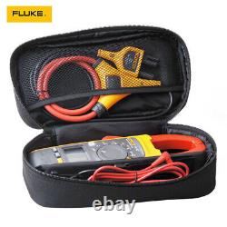 Fluke 376 FC True-RMS AC/DC Volt Ohm Amp Clamp Meter WIFI Connection With iFlex