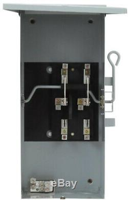 GE Non-Fused Emergency Power Transfer Switch Double Throw 200 Amp 240-Volt