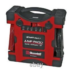 Goodall JP-12-10000 12 Volt Lithium Cobalt 10,000 Amp Start All Jump Pack