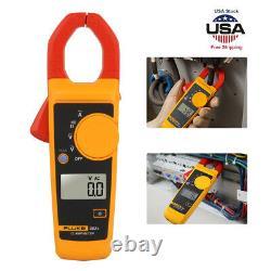Handheld Fluke 302 F302 + Digital Clamp Meter MultimeterTester AC/DC Volt Amp US