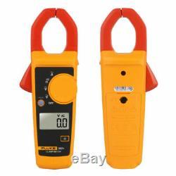 Handheld Fluke 302+ F302+ Digital Clamp Meter Tester AC / DC Volt Amp Multimeter