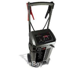 Heavy Duty 6 volt 12V Wheeled 250 Amp Automatic Car Battery Charger Jump Starter