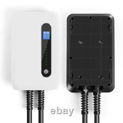 Home EV Charging Station 32A Level2 Electric VEHICLE Car Charger NEMA14-50 EVSE