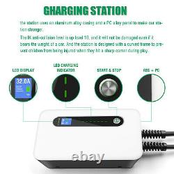 Home EV Charging Station 32A Level2 Electric Vehicle Car Charger NEMA 6-50 EVSE