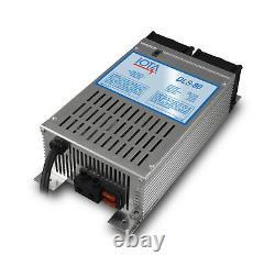 Iota DLS-90 Converter Battery Charger 12V Volt 90A Amp Power Supply