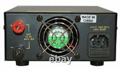 Jetstream JTPS32MAB 30 Amp /13.8 Volt Power Supply Power Pole & Binding Post