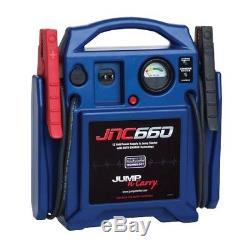 Jump-N-Carry 12 Volt Jump Starter 1700 Peak Amps JNC 660 JNC660 BRAND NEW