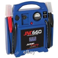 Jump-N-Carry 12 Volt Jump Starter 1700 Peak Amps Solar KK JNC660