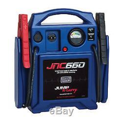 Jump-N-Carry 1700 Peak Amp 12 Volt Jump Starter KKC-660 Brand New