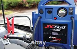 Jump-N-Carry 1700 Peak Amp 12 Volt Jump Starter SOLJNC660 Brand New