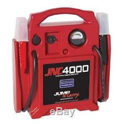 Jump-N-Carry JNC4000 1100 Peak Amp 12 Volt Jump Starter