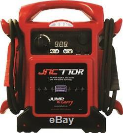 Jump-N-Carry JNC770R 1700 Peak Amp/425 Cranking Amp Premium 12 Volt Jump Starter