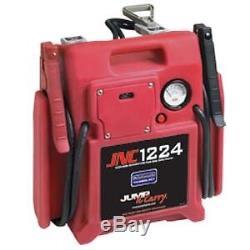 Jump N Carry Jnc1224 3400/1700 Peak Amp 12/24 Volt Jump Starter