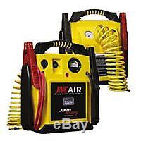Jump N Carry Jncair 1700 Peak Amp 12 Volt Jump Starter With Air