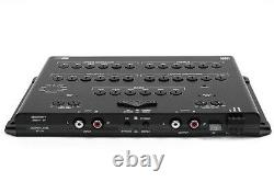 KICKER KQ30 30 BAND GRAPHIC EQUALISER With 9 VOLT PRE-AMP OUTPUT STEREO PROCESSOR