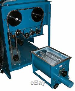 Krendl #2300 Insulation Machine- 4 Blower 240 volt SINGLE input 50 amp