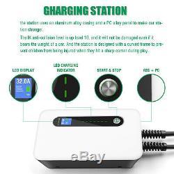 Level2 EV Charging Station 32A Home Electric Vehicle Charger NEMA 6-50 EVSE 240V