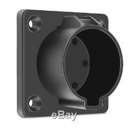 Level 2 EV Charger 32A Portable Plug-in EVSE Charging Station NEMA14-50 220-240V