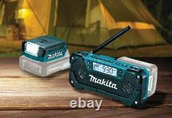 MAKITA CT409R 2.0 Amp 12V 12-Volt max CXT Lithium-Ion Cordless 4-Piece Combo Kit