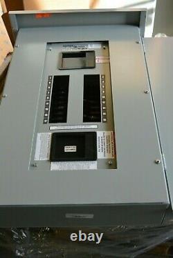 MYERS RSE Sierra Siemens Panelboard 225 Amp Main Lug 3P 4W 480 Volt 3R Outdoor