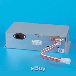 Mains charger power unit PO120 20a 20 amp 12v 12 volt MOTORHOME CARAVAN bailey