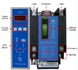 McPherson ATS2PC0125-22 Automatic Transfer Switch 125 Amps 2 poles 240 Volts