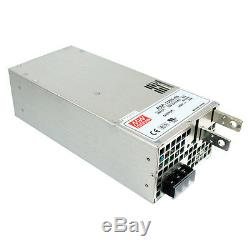 Mean Well RSP-1500-15 AC to DC Power Supply Single Output 15 Volt 100 Amp 1.5KW