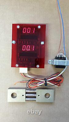 Mig Welder Universal Digital Amps And Volts Meter Kit