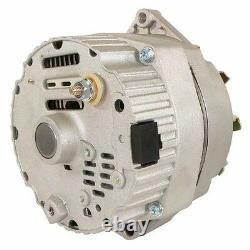 NEW 24 Volt Universal Alternator 1-Wire 40 AMP Heavy Duty, Low Turn On Speed