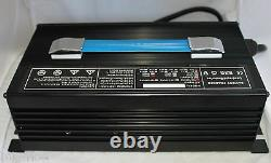 NEW 36 Volt Battery Charger Golf Cart 18 Amps 36V Charger with Powerwise EzGo TXT