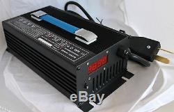 NEW 36 Volt Battery Charger Golf Cart 18 Amps Charger For EzGo Club Car Crows