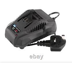 NEW DRAPER Storm Force 20 Volt Impact Gun Driver 2 AMP Battery Plus Charger