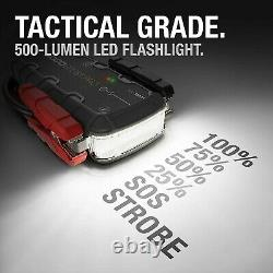 NEW NOCO GB150 3000 Amp 12-Volt Portable Lithium Car Battery Jump Starter