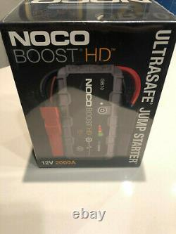 NOCO Boost HD GB70 2000 Amp 12Volt UltraSafe Lithium Jump! Brand New