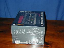 NOCO Boost HD GB70 2000 Amp 12-Volt UltraSafe Lithium Jump Starter Box, NEW