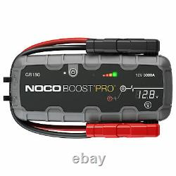 NOCO Boost Pro GB150 Jump Starter 3000 Amp, 12-Volt, For Up To 9.0L Gasoline/7
