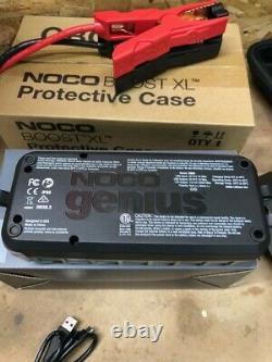 NOCO Boost XL GB50 1500 Amp 12 Volt UltraSafe Lithium Jump Starter GBC017 Case