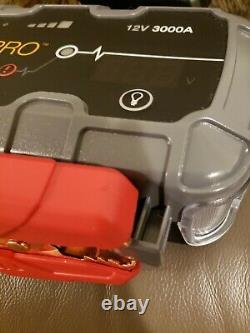 NOCO GB150 3000 Amp 12-Volt Portable Lithium Car Battery Jump Starter READ