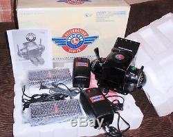 NOS Modern Lionel ZW Two 180 & Two 135 Watt Transformers Digital Volt Amp Meter