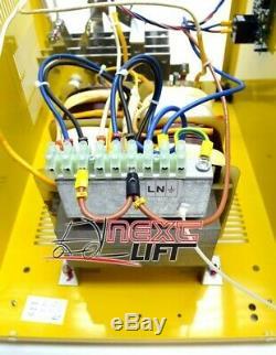 New 48 Volt 60 Amp 240v Single Phase Forklift Charger 48v ...