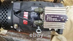 New CE NIEHOFF 400 AMP 24 12 VOLT GENERATOR 28 14 V ALTERNATOR Military cummins