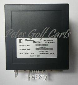 New Ezgo TxT 36 Volt Series ITS 350 Amp Curtis Golf Cart Controller 1994 and Up